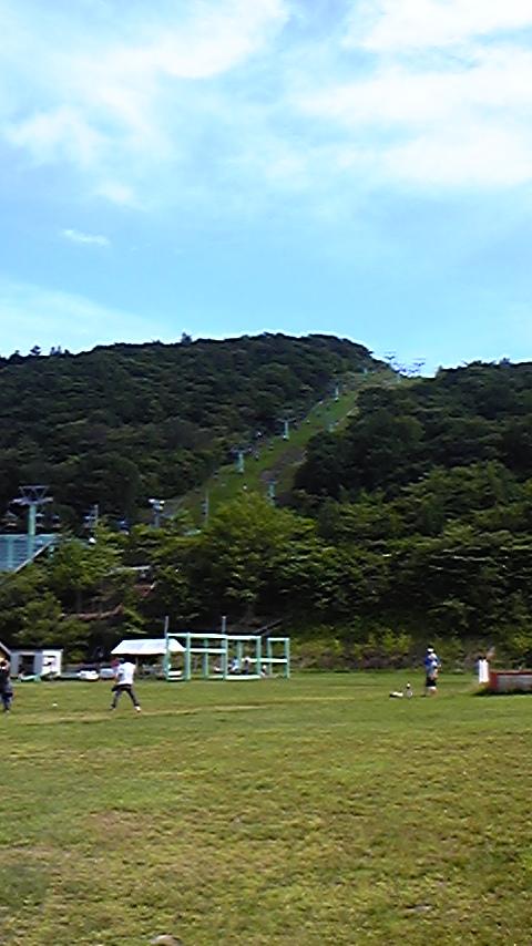 茶臼山高原です☆