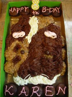 8TH BD CAKE
