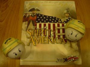 spirit of america