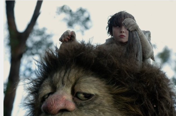 Where the Wild Things Areジョニーデップ ワイルドシンズす