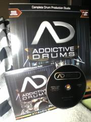 ◆ドラム音源【Addictive Drums(XLN AUDIO)】 28,800円