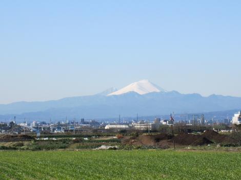 12/22浅間山