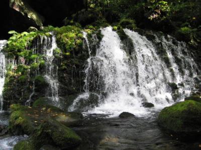 ⑯元滝伏流水