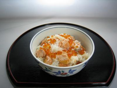 ⑪はらこ飯1
