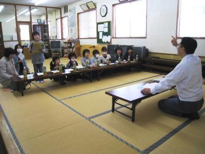 大沢郷小学校⑯
