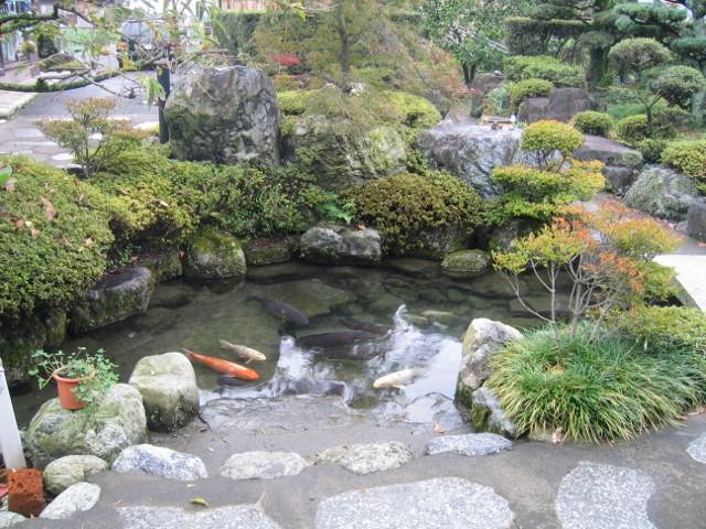 セブの日本庭園