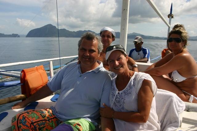 イタリア観光客