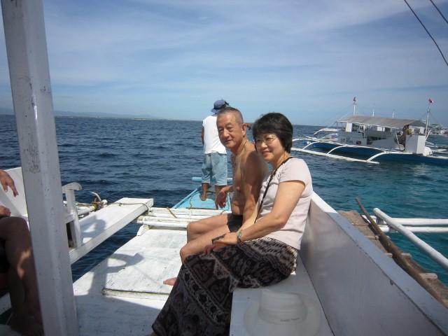 北澤さんご夫婦