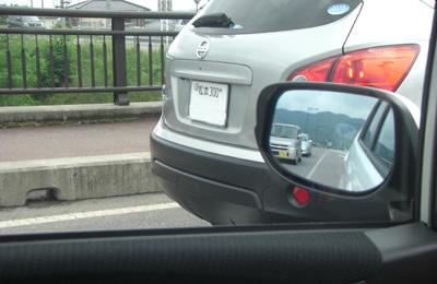 松本市に到着しました。