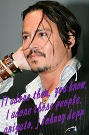 ジョニーデップ大好き♪