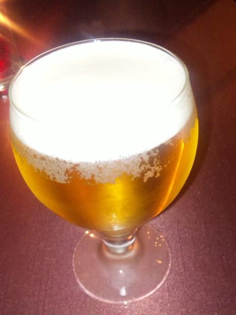 トラビアータ・ビール