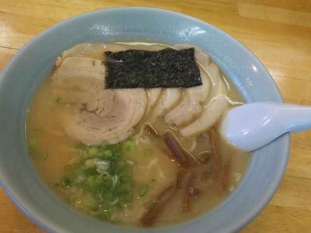 くうかい・シャーチュー麺