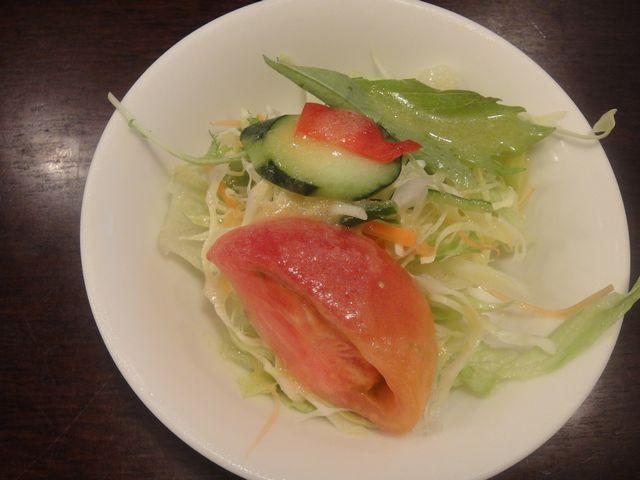 樅の木・サラダ