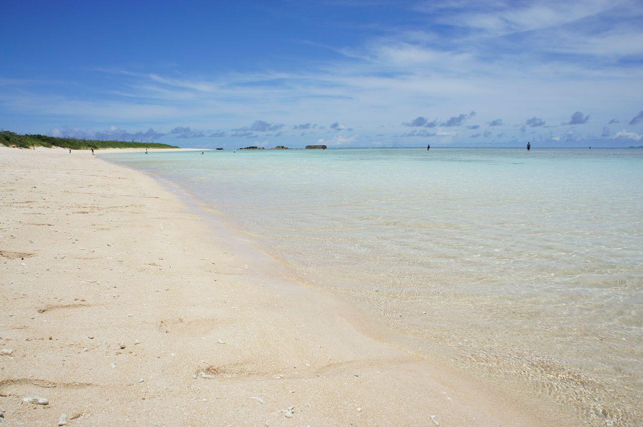 ニシ浜ビーチ4