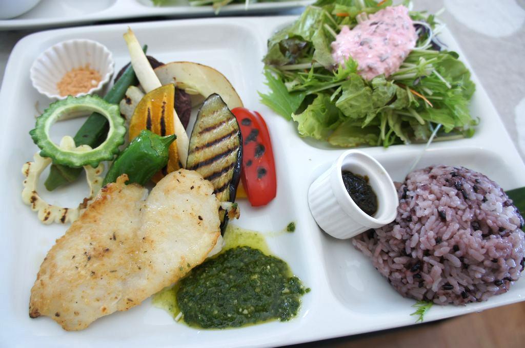 島野菜カフェ16