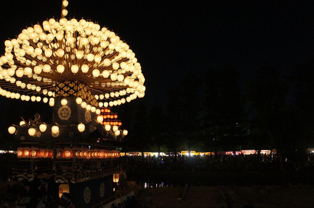 尾張津島天王祭り2