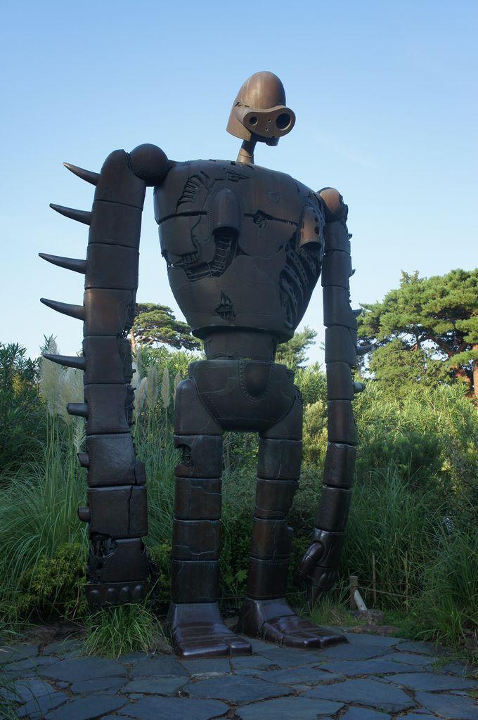 ジブリ美術館4