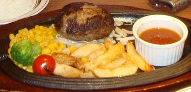 黒毛和牛100%フレッシュハンバーグ