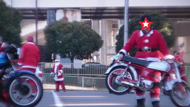 クリスマスツーリングin埼玉 039
