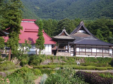 小布施の岩松寺