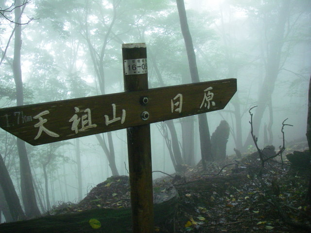 奥多摩ー天目山~天祖山H20.9.20 054