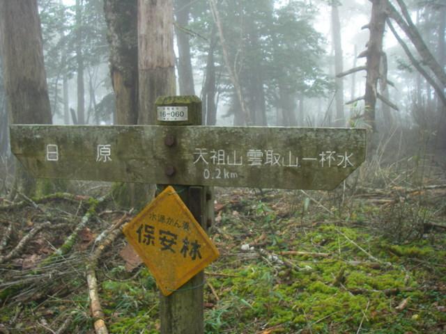 奥多摩ー天目山~天祖山H20.9.20 052