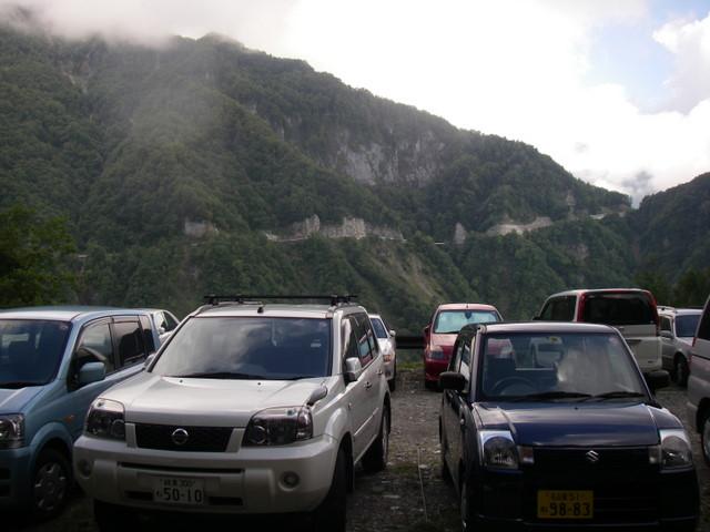 塩見岳~雪投沢~東俣(H19.10.6~8) 004
