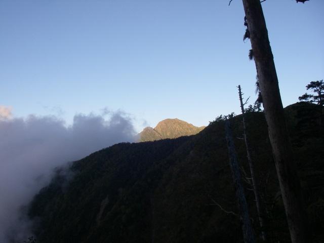 塩見岳~雪投沢~東俣(H19.10.6~8) 029