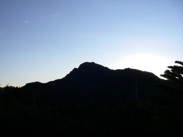 塩見岳~雪投沢~東俣(H19.10.6~8) 044