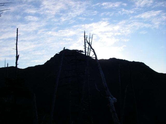 塩見岳~雪投沢~東俣(H19.10.6~8) 050