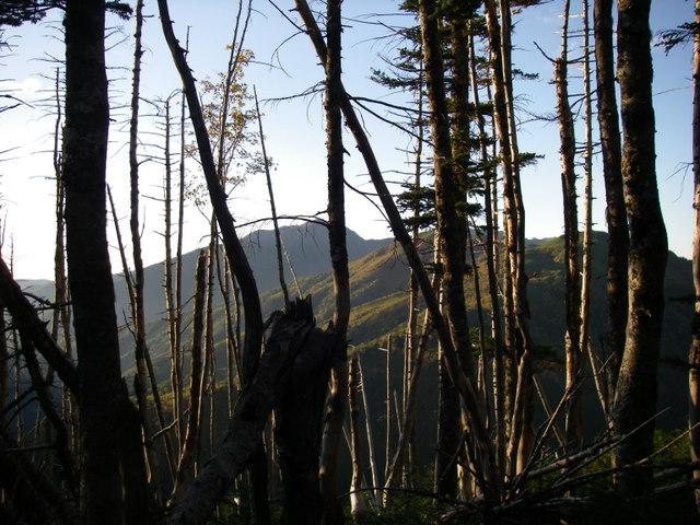 塩見岳~雪投沢~東俣(H19.10.6~8) 049