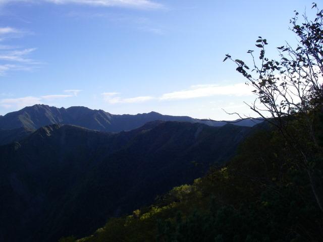 塩見岳~雪投沢~東俣(H19.10.6~8) 058