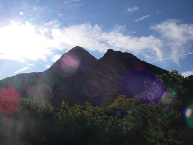 塩見岳~雪投沢~東俣(H19.10.6~8) 059
