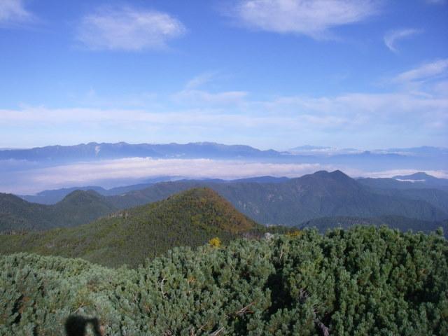 塩見岳~雪投沢~東俣(H19.10.6~8) 063
