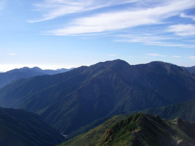 塩見岳~雪投沢~東俣(H19.10.6~8) 079