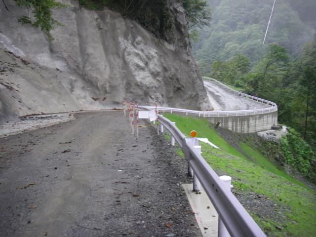 塩見岳~雪投沢~東俣(H19.10.6~8) 166