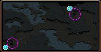 スモーキー諸島 地下道 マップ