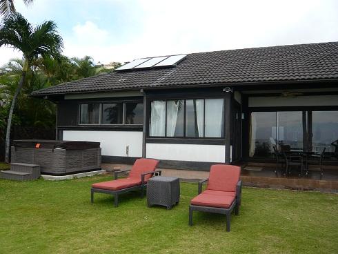 ハワイカイの家