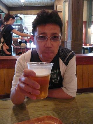 相変わらずビール