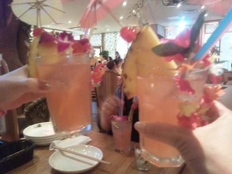 MAHANA乾杯