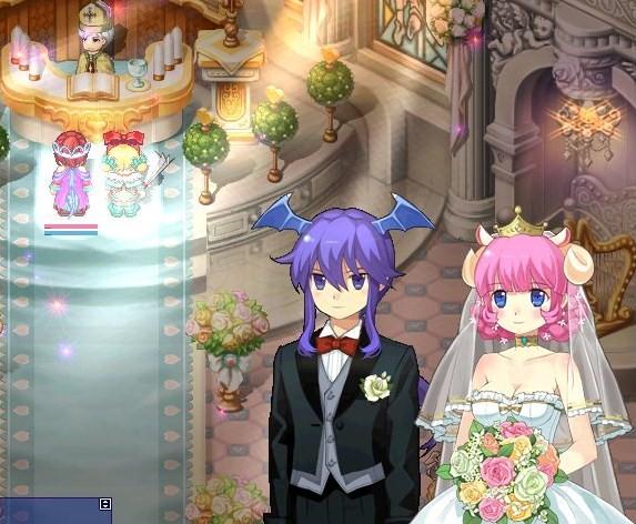 ルーくん結婚2