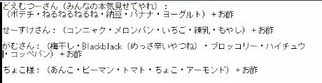 2011/3/28 食材