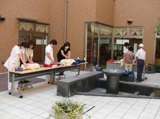 土庫病院 看護 救急の取り組み 看護師