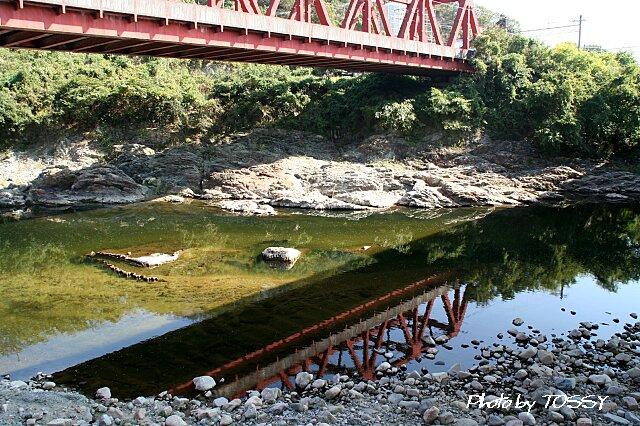 生瀬 赤い鉄橋