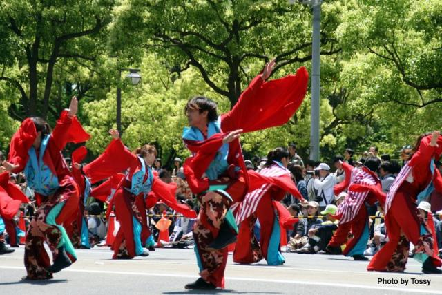 颯爽JAPAN ONENESS6