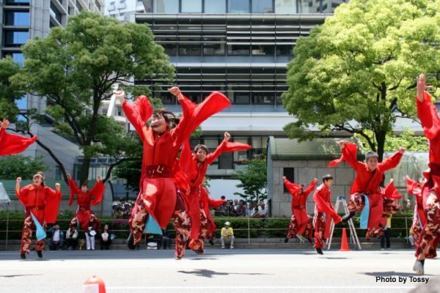 颯爽JAPAN ONENESS11
