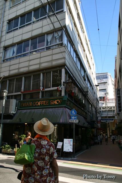 穴門商店街
