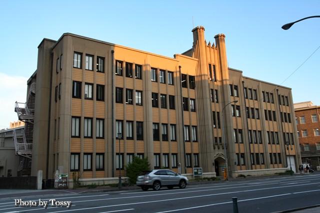 旧神戸生糸検査所