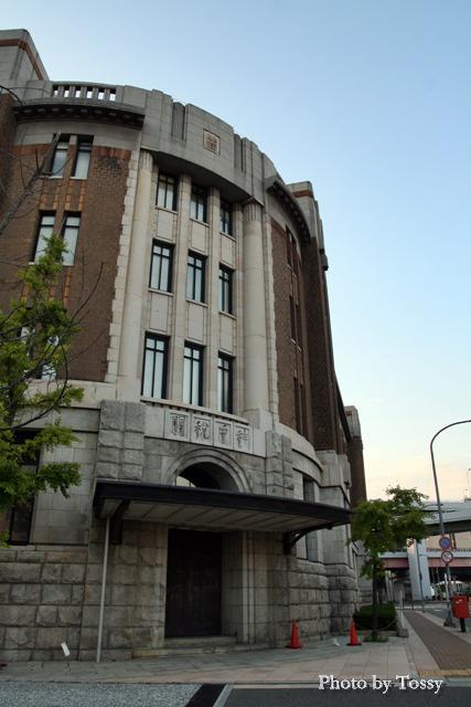 神戸税関 東門