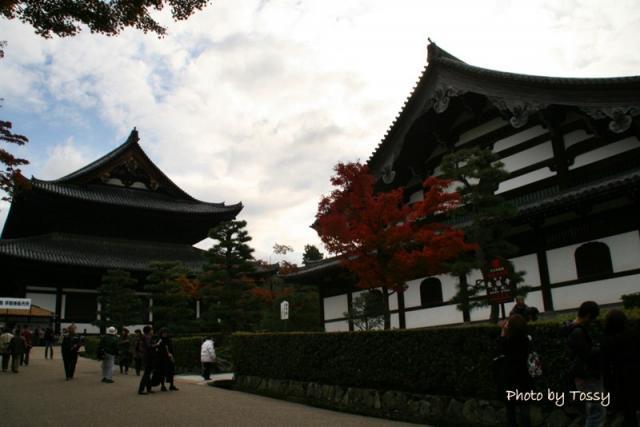 禅堂と本堂